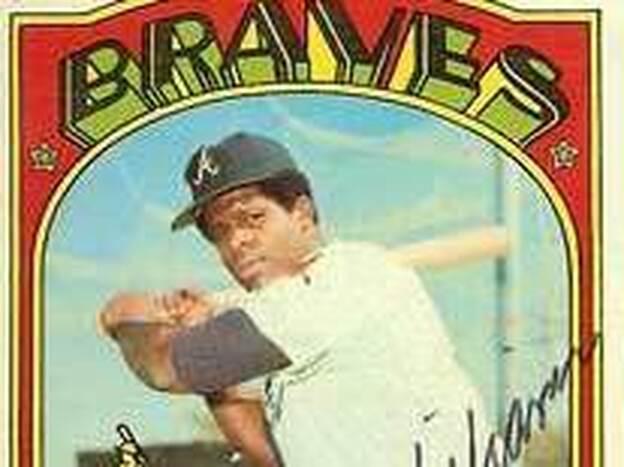 "An autographed baseball card of Earl Williams from <a href=""http://www.baseball-almanac.com"">Baseball Almanac.</a>"