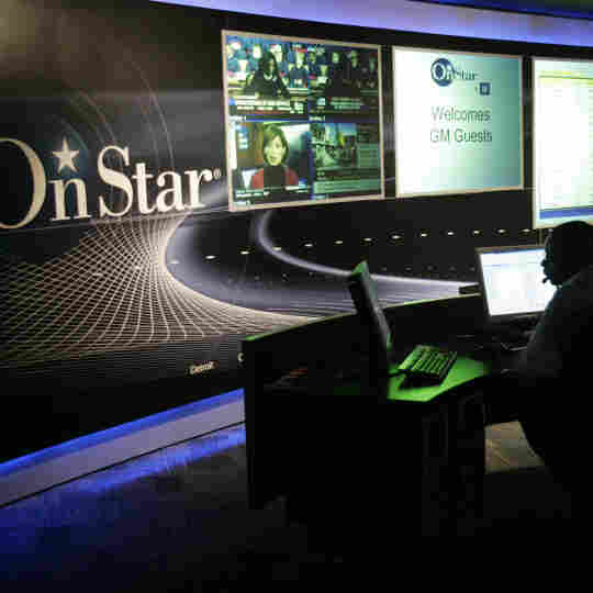 OnStar Hits Reverse: It Won't Keep Collecting Data From Old Customers