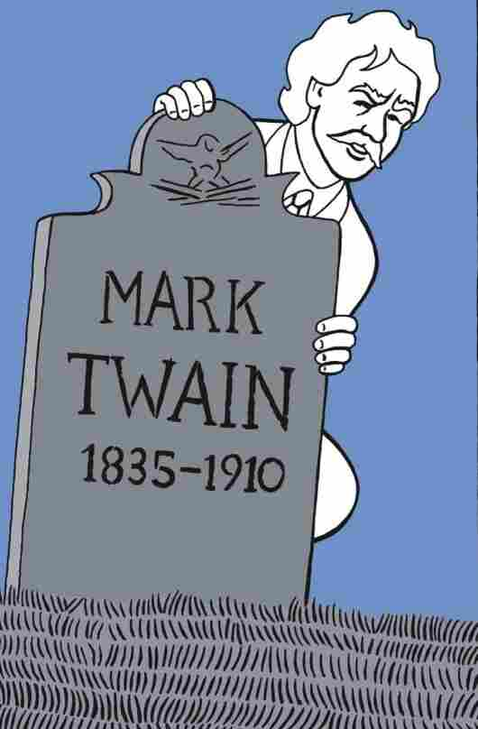 """About those reports of my death..."" Art from Mark Twain's Autobiography, 1910-2010"