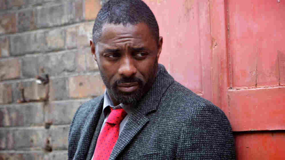 Idris Elba as John Luther in Luther, which returns on BBC America Wednesday night.