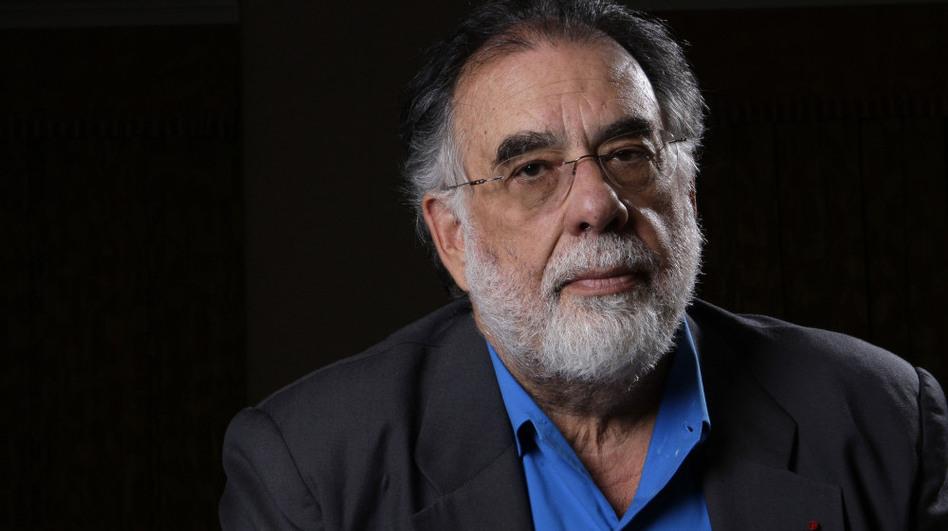 Francis Ford Coppola directed <em>The Godfather</em>, <em>Apocalypse Now</em>, <em>The Godfather Part II</em> and <em>Dracula</em>. He also co-produced George Lucas' first film, <em>THX 1138</em>.  (Kevork Djansezian/AP)