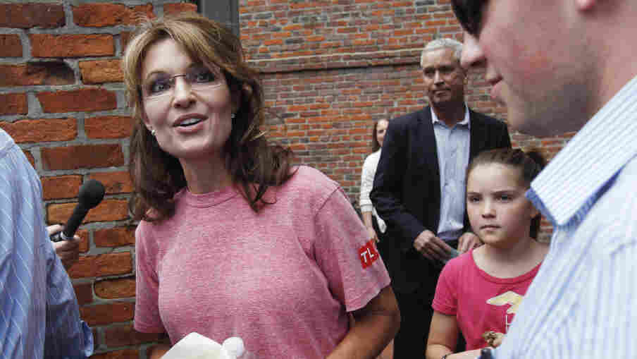 Former Alaska Gov. Sarah Palin is the subject of a critical portrait by the acerbic documentarian Nick Broomfield, known for his gonzo portraits of the famous and the controversial.
