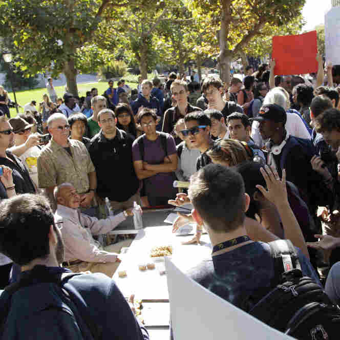 At Berkeley 'Increase Diversity' Bake Sale: Protests, Debates