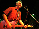 Billy Bragg performs at the Jail Guitar Doors USA launch party in March 2010.