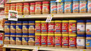 Pricier PB&J's In The Forecast, Thanks To Peanut Shortage