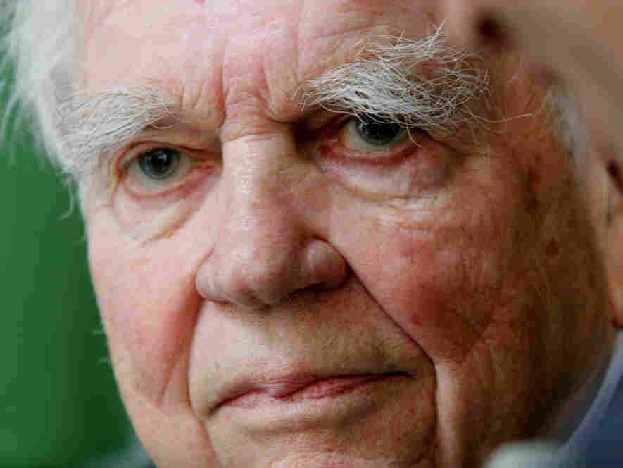 Andy Rooney.