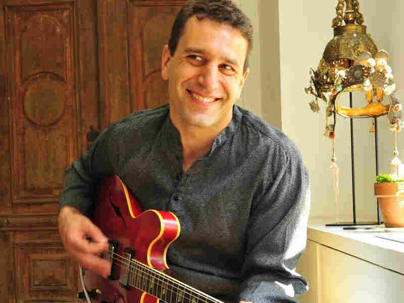 Iraqi-American activist and musician Stephan Said's music melds hip-hop, rock, folk and Arabic influences.