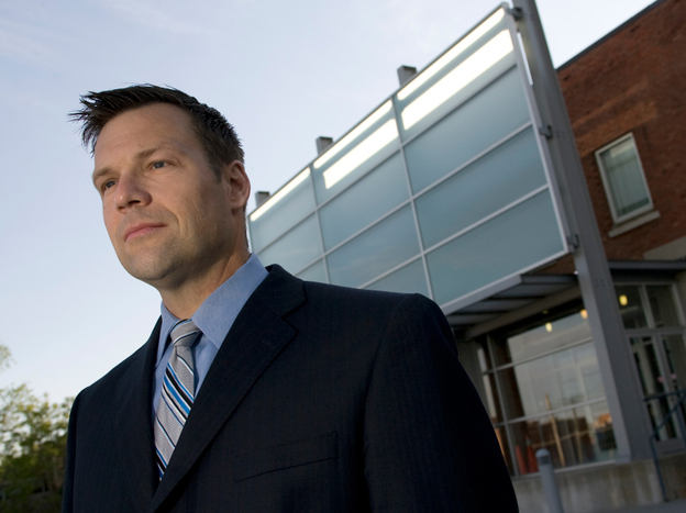 "Kansas Secretary of State Kris Kobach says the Sept. 11, 2001, terrorist attacks energized him around the issue of illegal immigration. ""We discovered that five of the 19 hijackers had been in the country illegally,"" Kobach says."