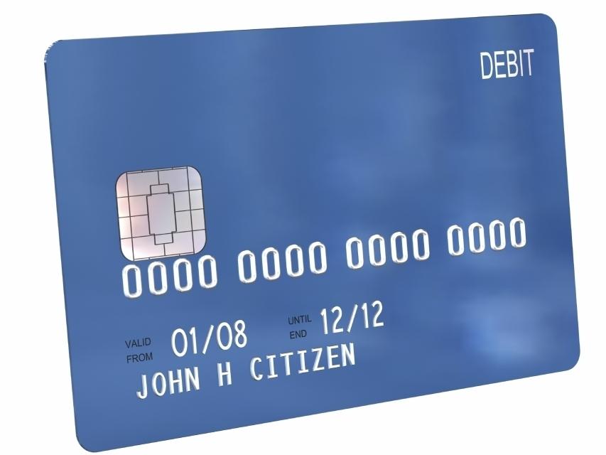 how to get debit card number bank of america