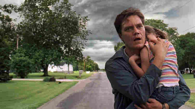 Dark Skies: Jeff Nichols' haunting Take Shelter centers on an Ohio man (Michael Shannon, with Tova Stewart) plagued with nightmares about a coming apocalypse.