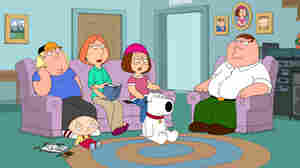 Family Guy has received three Primetime Emmy Awards. The series, set in Quahog RI, stars the Griffin family and their pet dog Brian.