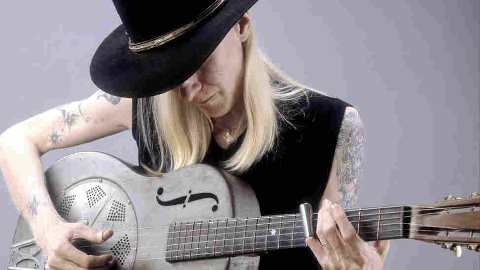 Johnny Winter's new album is called Roots.