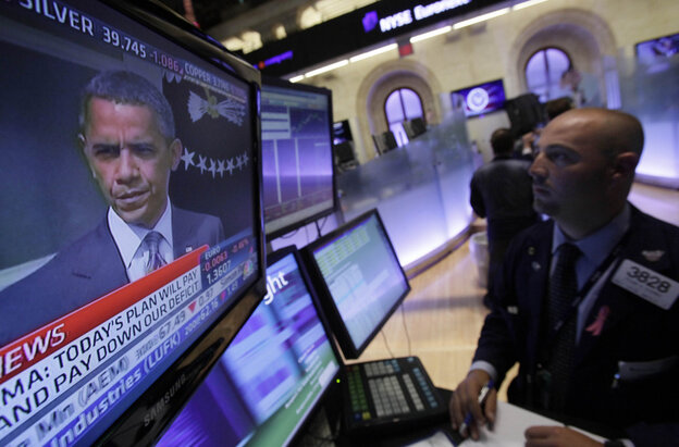 President Obama appears to have lost much of his appeal to Wall Street.