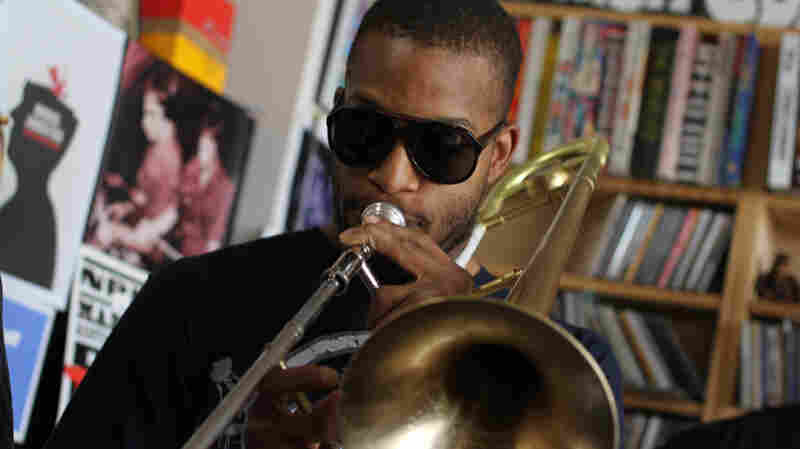 Trombone Shorty: Tiny Desk Concert