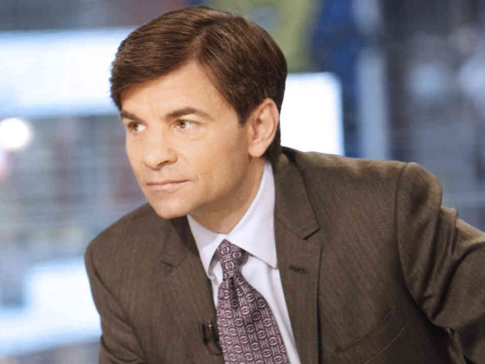 George Stephanopoulos of ABC News is a big part of the new partnership between ABC and Yahoo!, announced today.