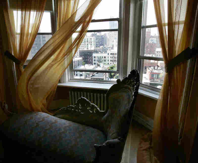 The View From Madonna S Former Room At Chelsea Hotel