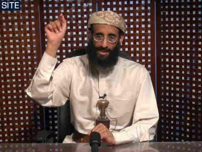 Anwar al-Awlaki speaks in a video message posted on radical websites in November, 2010.