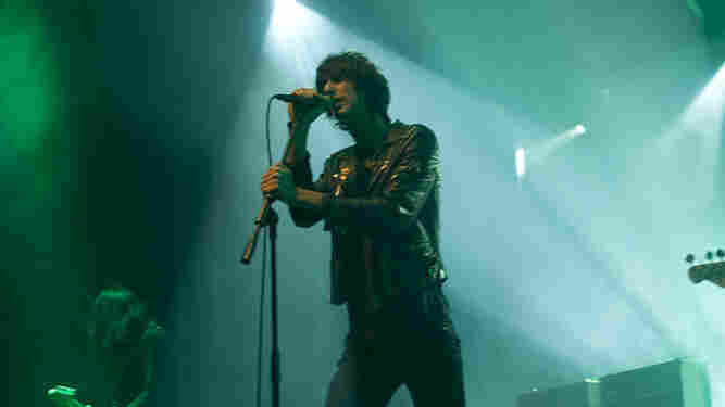 The Horrors In Concert: ATP Festival 2011