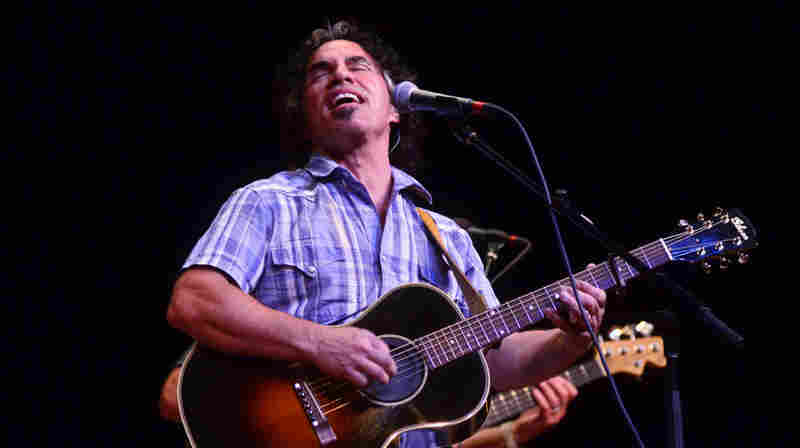 John Oates On Mountain Stage