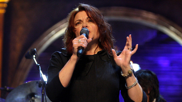 Roseanne Cash. (Getty Images)