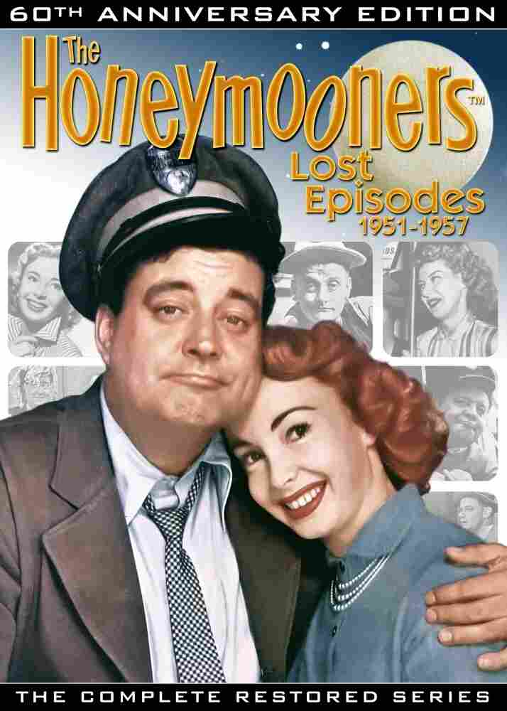 The cover of the Honeymooners box set.