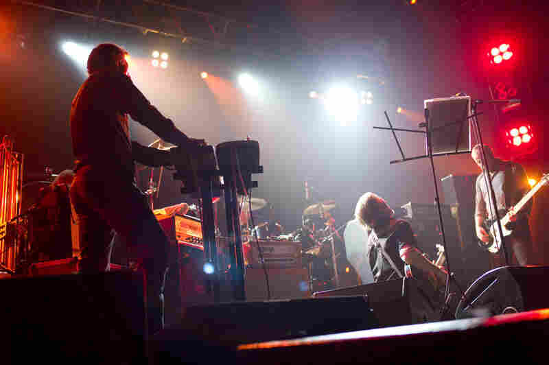 Catharsis in chaos: Swans' relentless two-hour set was downright Wagnerian in scope.