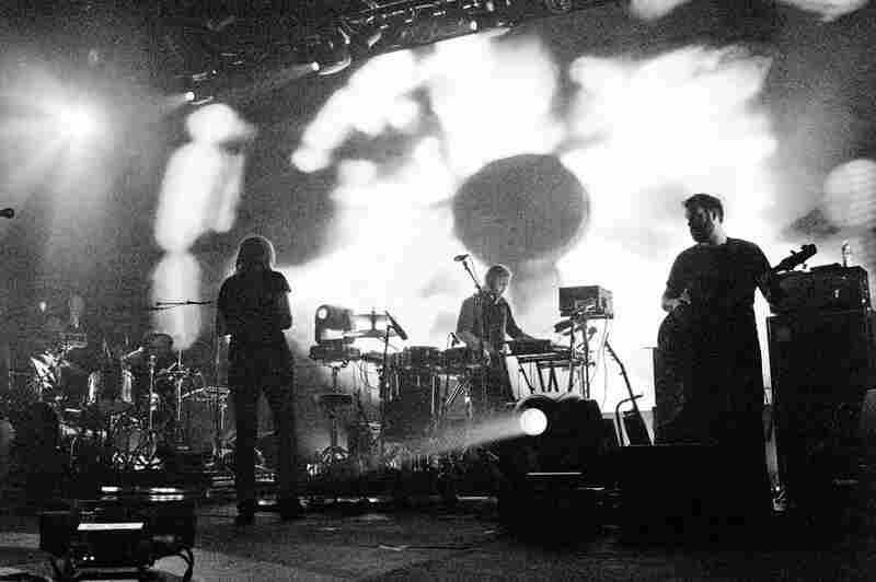 Portishead curated Saturday's artists and performed two nights back-to-back. While the set lists didn't change much, Sunday's show was far more aggressive and experimental.