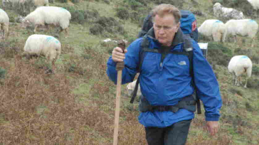 Martin Sheen plays Tom, an American doctor who walks the Camino de Santiago, a historical pilgrimage across northern Spain. Along the way, he sprinkles the ashes of his son, who died on the 500-mile route.