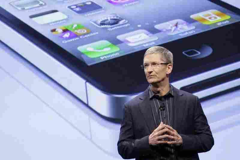 Who do the comapny Apple sponsor?
