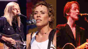 World Cafe Looks Back: '90s Singer-Songwriters