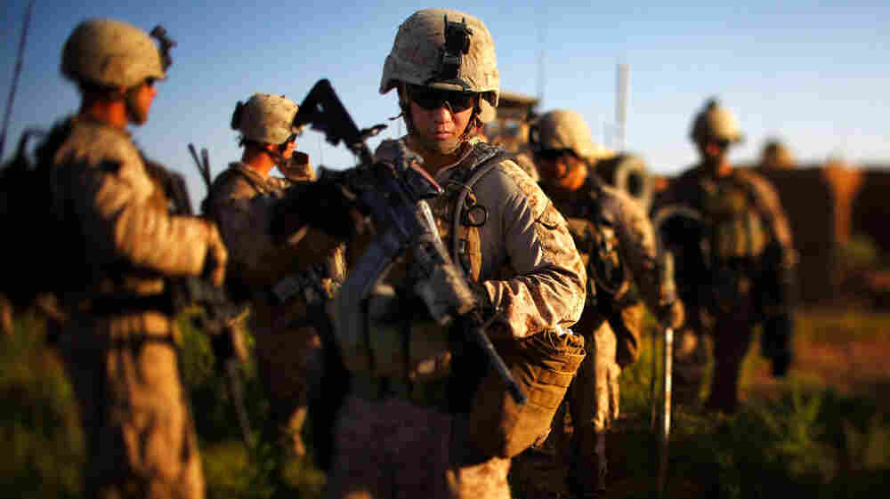 A new poll by the Pew Research Center shows a significant divergence on attitudes toward war and military service between members of the military and civilians.