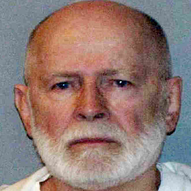 "James ""Whitey"" Bulger, shown here in a June 2011 file booking photo, was captured in Santa Monica, Calif., with his longtime girlfriend Catherine Greig."