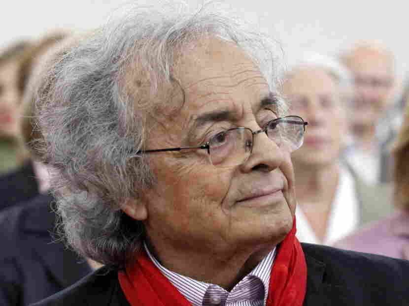 Adonis, born Ali Ahmad Said Esber, is one of the contenders for the Nobel Prize in Literature.