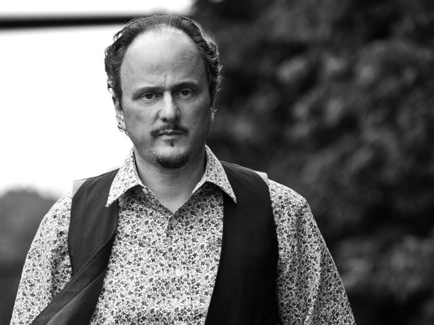 <p>Jeffrey Eugenides is the Pulitzer Prize-winning author of <em>Middlesex.</em> His 1993 novel, <em>The Virgin Suicides,</em> was adapted for film by director Sofia Coppola. </p>