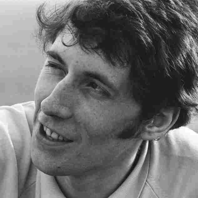 Bert Jansch in Regent's Park, 1966.