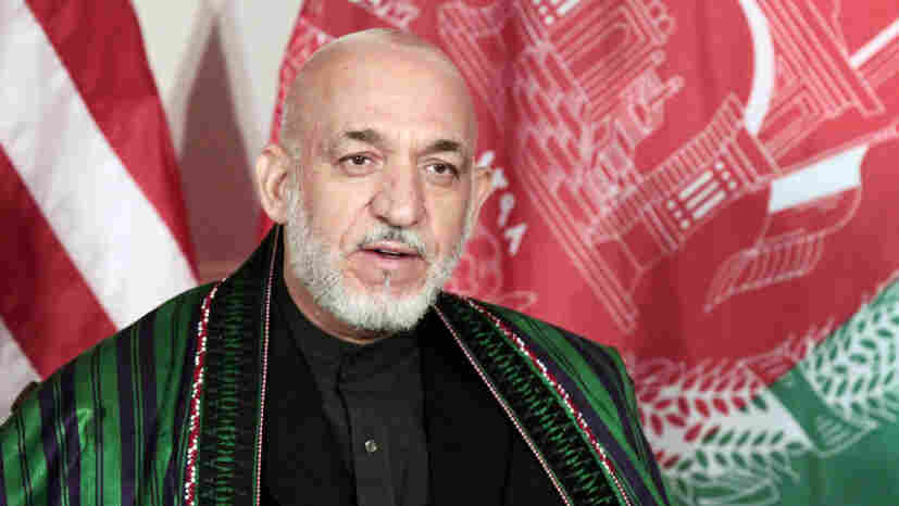 Afghan officials said the six people arrested in connection with a plot to assassinate Afghan President Hamid Karzai included one of Karzai's bodyguards as well as three college students and a university professor.
