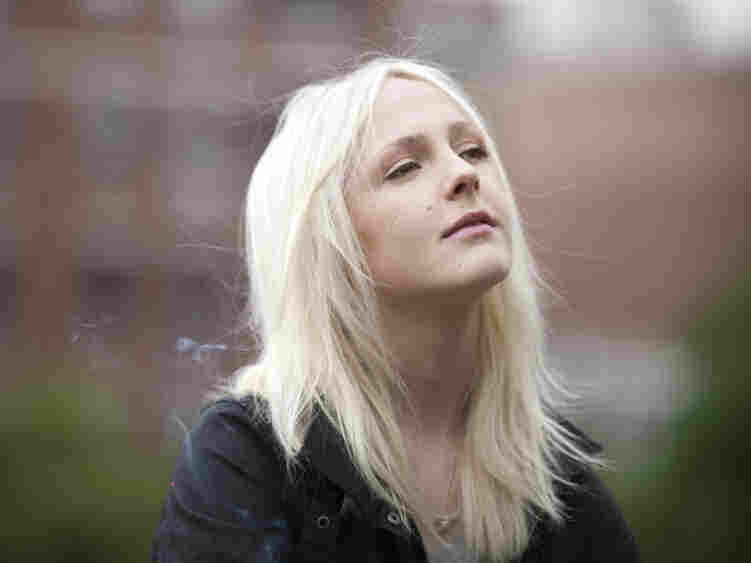"""English singer-songwriter Laura Marling has been serenading tiny, randomly selected audiences (just two people at a time) for exclusive """"Experiments in Awkwardness."""""""