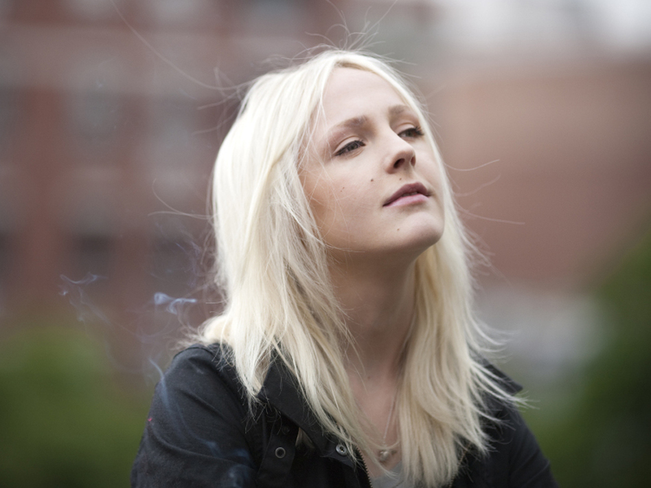 "<p>English singer-songwriter Laura Marling has been serenading tiny, randomly selected audiences (just two people at a time) for exclusive ""Experiments in Awkwardness.""</p>"