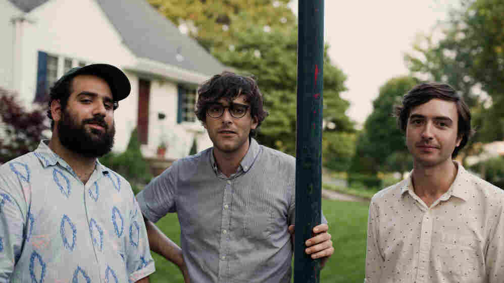 Real Estate's new album, Days, comes out Oct. 18.