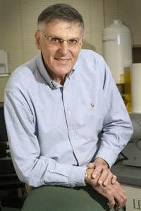 Nobel laureate Daniel Shechtman.