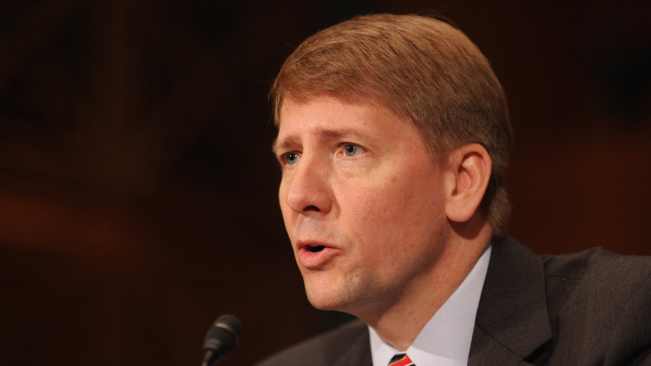 Richard Cordray was approved by the Senate Banking Committee to head the new Consumer Financial Protection Bureau. But Senate Republicans have vowed to filibuster nominees if there aren't changes to the agency. (Getty Images)