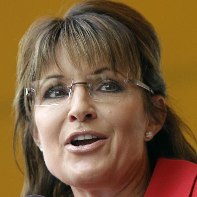 Sarah Palin, Sept. 5, 2011.
