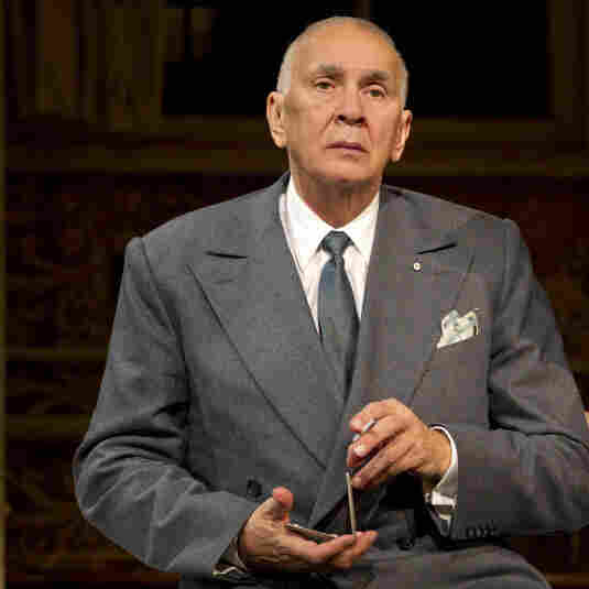 Frank Langella On Acting, Aging And Being Very Bad