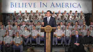 Romney Calls For A Bigger, Stronger Military