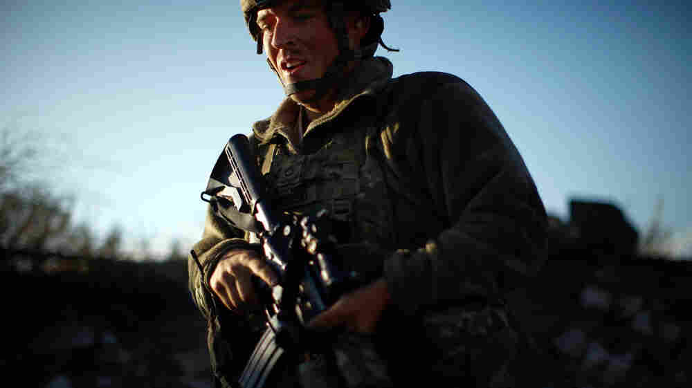Saturday begins the 11th year in the war in Afghanistan, and a new poll shows that veterans and the general public have different views on war, the value of military service — and even patriotism.