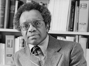 Professor Derrick Bell, a civil-rights advocate and legal scholar, died Wednesday at age 80. Bell, shown