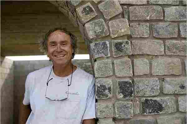 Sculptor Bob Cassilly died last month in an accident while working on his latest work.