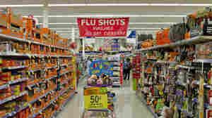 Three years ago, drugstores like Walgreens began training pharmacists to give customers vaccines. Since then, tens of thousands of pharmacists have been certified to give shots.
