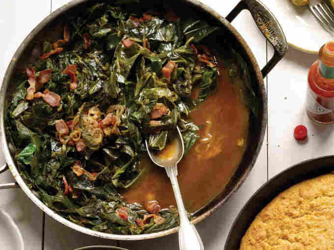 Best Southern Braised Greens