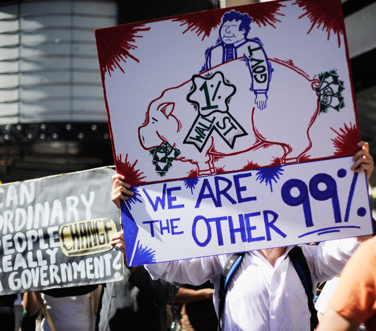 We Are 99 >> Are You Among The 99 Percent The Two Way Npr
